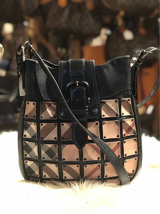 Burberry Nova Check Warrior Bag