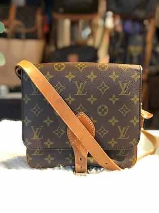 Louis Vuitton Monogram Cartouchière MM