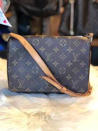 Louis Vuitton Monogram Musette Tango (Crossbody)