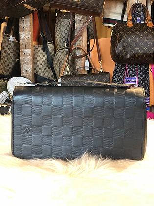 Louis Vuitton Onyx Zippy XL Wallet
