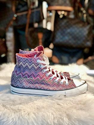 Missoni Converse Shoes