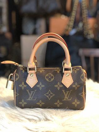 Louis Vuitton Monogram Speedy HL