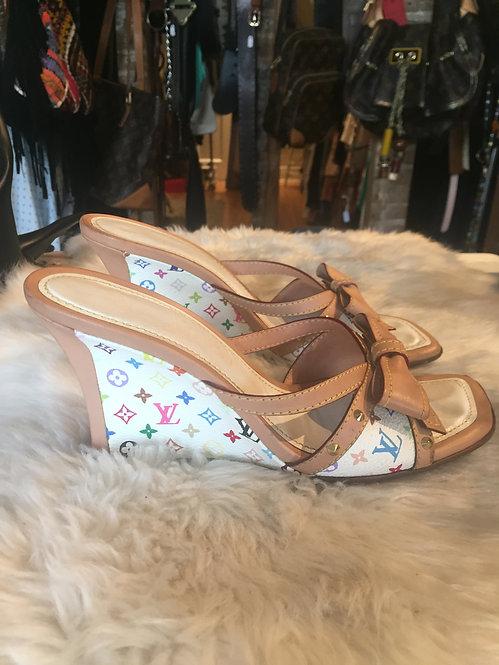 Louis Vuitton Multicolor sandals