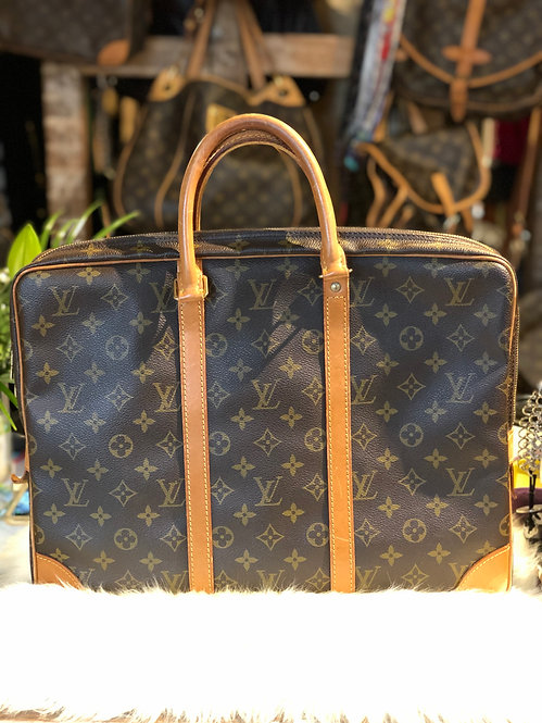 Louis Vuitton Monogram Pore-Document Voyagw