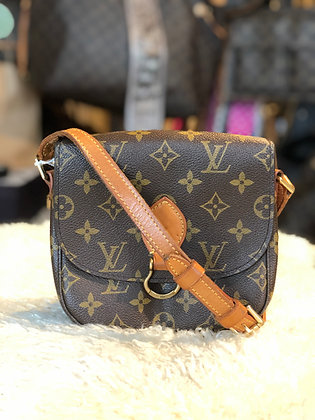 Louis Vuitton Monogram St-Cloud PM