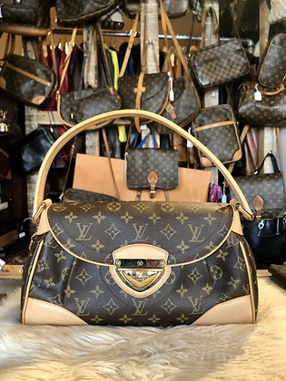Louis Vuitton Monogram Beverly MM