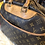 Thumbnail: Louis Vuitton Monogram Deauville Bag