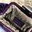 Thumbnail: Christian Dior Leather Plissé Clutch