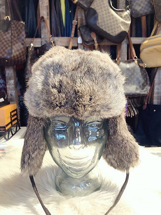 Ganka Fur Hat