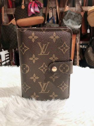 Louis Vuitton Monogram Porte-Papier Zippé