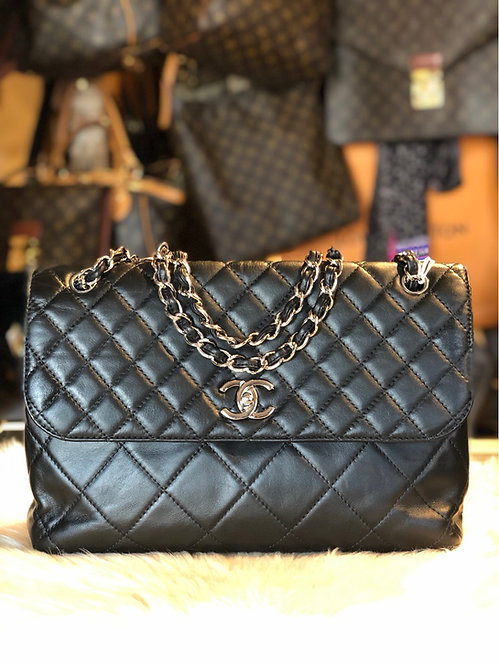 Chanel In the Business Flap Bag
