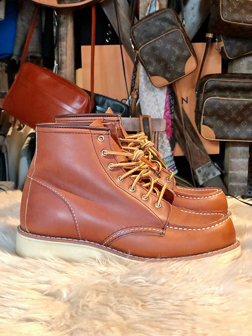 Red Wing Ankle Boots