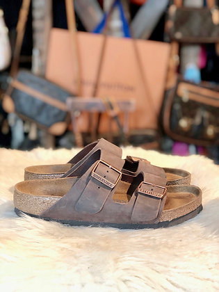 Birkenstock Leather Sandals