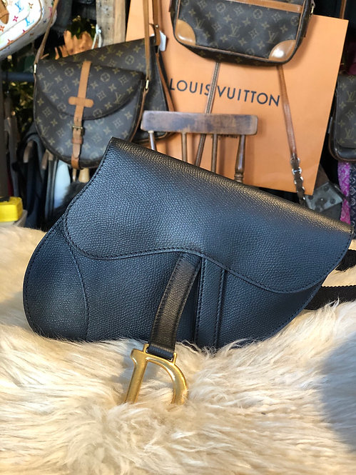 Christian Dior Saddle Wait Bag