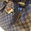 Thumbnail: Louis Vuitton Damier Ébène Hampstead MM
