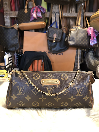 Louis Vuitton Monogram Eva Bag
