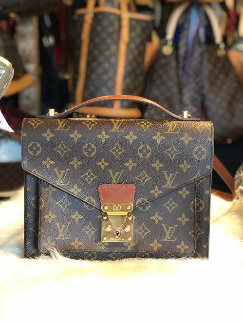 Louis Vuitton Monogram Monceau 28