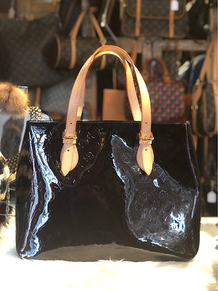 Louis Vuitton Monogram Vernis Brentwood Bag