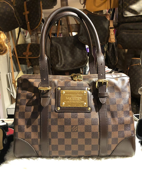 Louis Vuitton Damier Ébène Berkley Bag