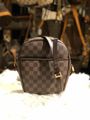 Louis Vuitton Damier Ébène Ipanema PM