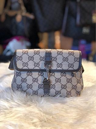 Gucci Jackie GG Canvas Waist Bag