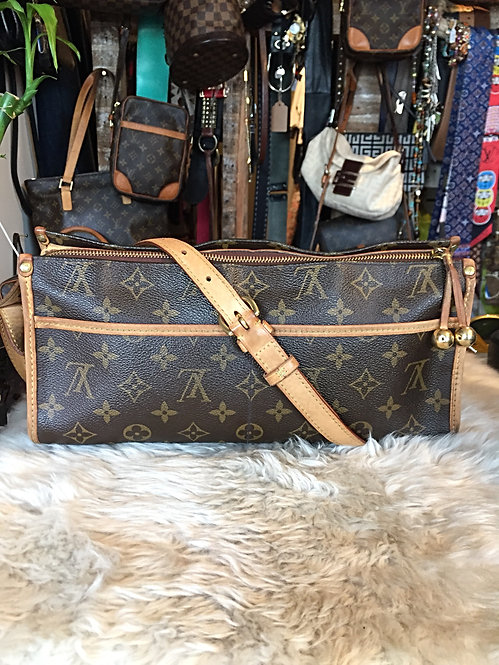 Louis Vuitton Monogram Popincourt Long Bag