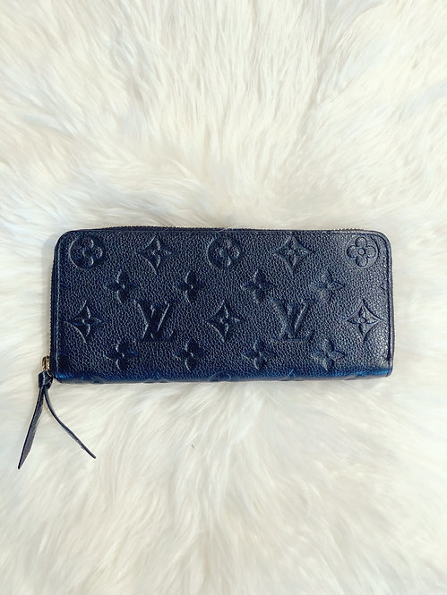 Louis Vuitton Empreinte Clemence Wallet