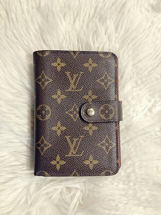 Louis Vuitton Monogram Viennois Wallet