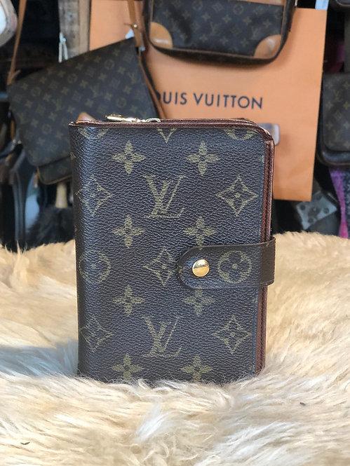Louis Vuitton Porte-Papier Zippé Wallet
