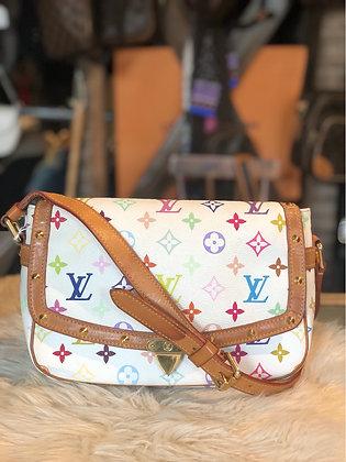 Louis Vuitton Monogram Multicolore Sologne Bag