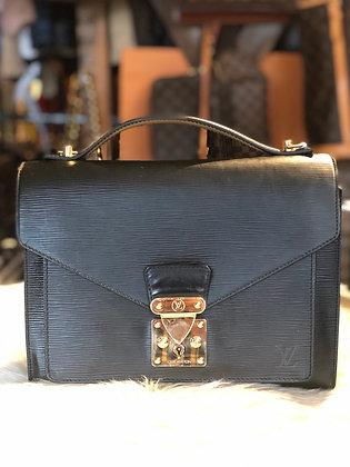 Louis Vuitton Epi Monceau Bag