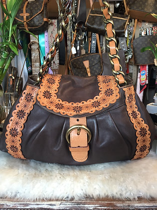 Moschino Leather Bag