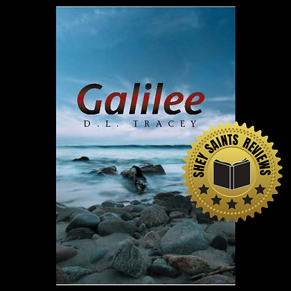 Galilee ~ Hard Cover