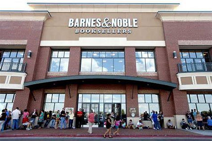 DL Tracey Book signing Barnes & Noble