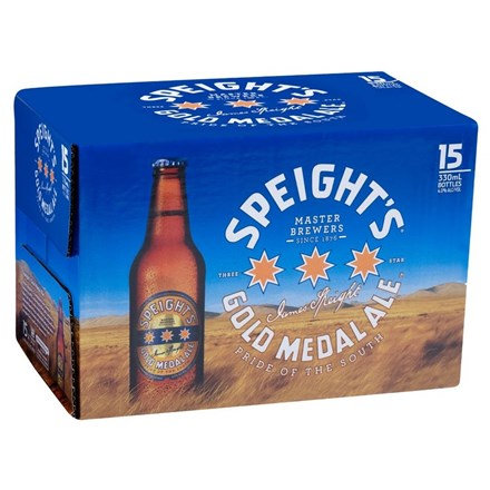 SPEIGHTS GOLD 15PK