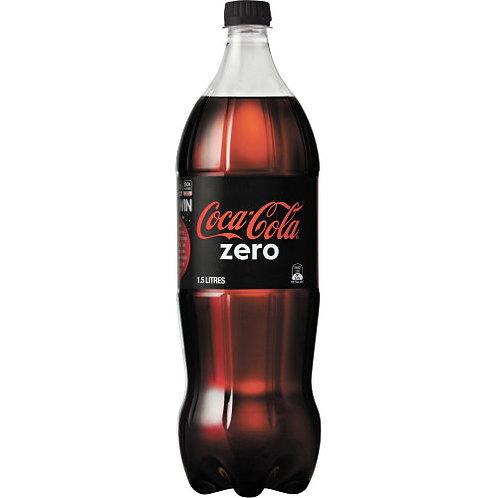 Coke Zero 1.5 Litre