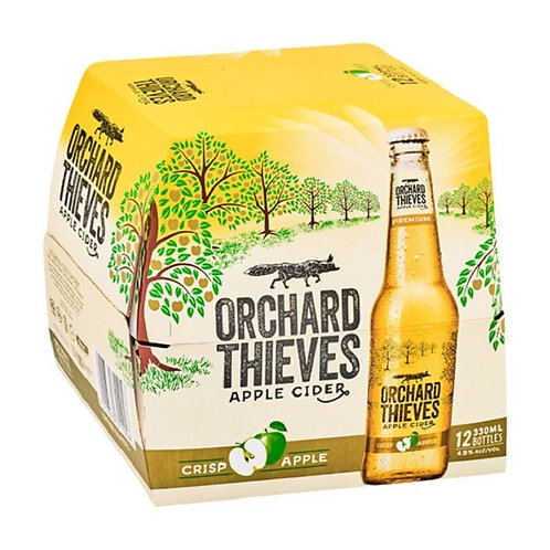 Orchard Thieves Apple 12BT