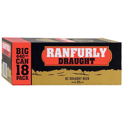 Ranfurly 18pk 440ml cans