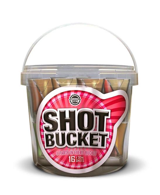 Shots Bucket 16pack