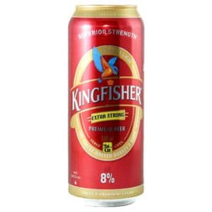 Kingfisher 500ml 8% CAN