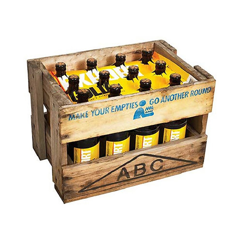 Export Gold Crate (includes $7 for empty ABC crate)