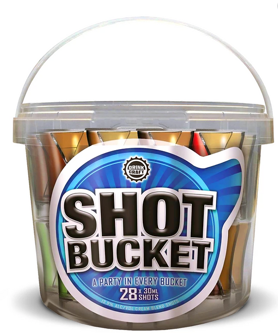 Shots Bucket 28pack
