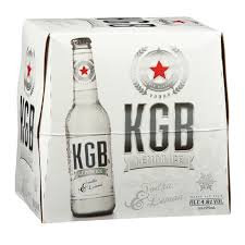 KGB Lemon 12pk BT