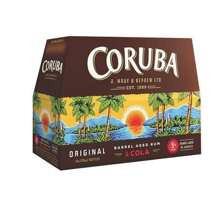 CORUBA 5% 10PK BTL