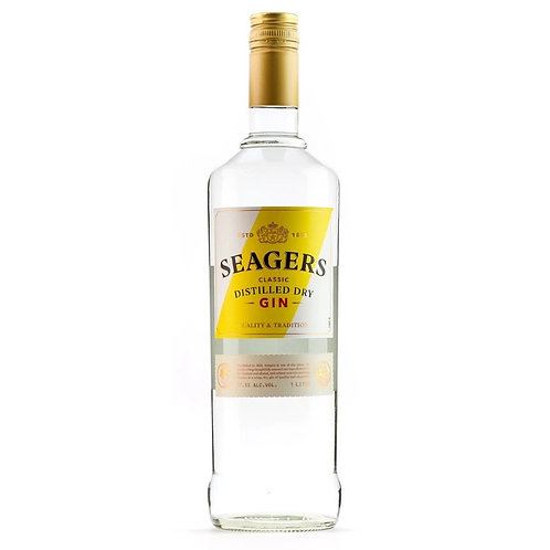 Seagers Gin 1 litre