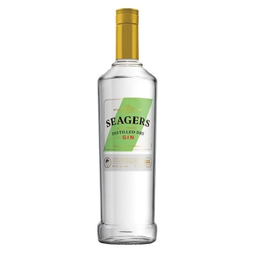 Seager Gin & Lime 1 Litre