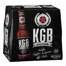 KGB Russian Black 12pk BT