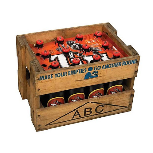 Tui crate (includes $7 of empty ABC crate)