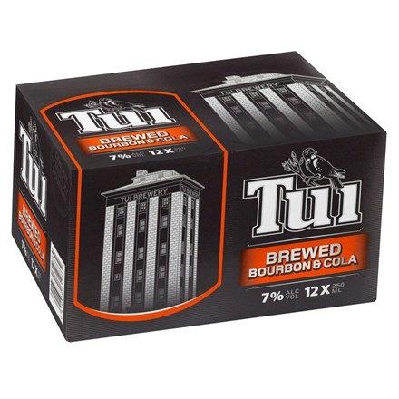 TUI BOURBON 12PK 250ML CANS