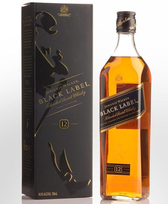 Johnnie Walker Black 700ml